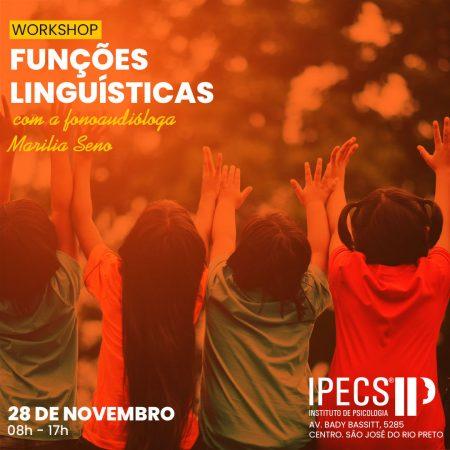 Workshop – Funções Linguísticas