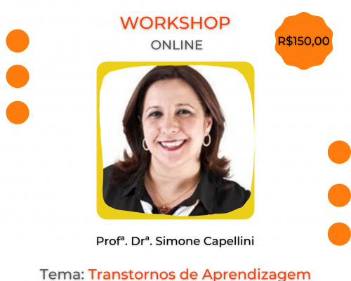 Workshop Transtornos de Aprendizagem